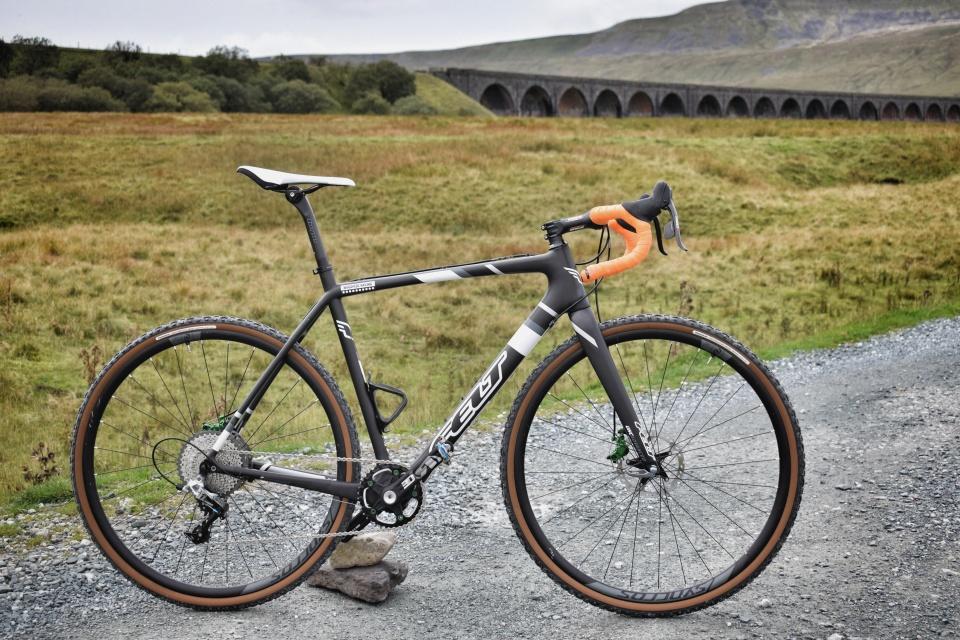 Scots 3Peaks bike